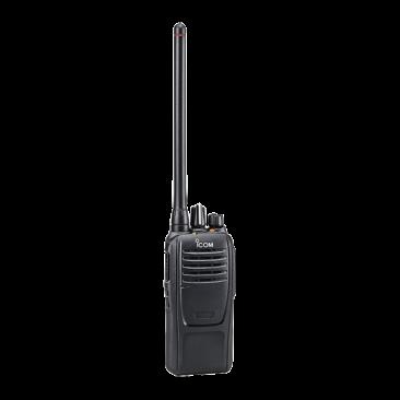Radio Digital ICOM IC-F2100D/14, UHF 400-470MHz, Sumergible IP67, analógico y digital, troncalizable, 5W, NXDN equivalente al NX1300NK4 de Kenwood